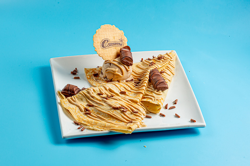 Crepe Chocolate Spreadology Plus 1 Landscape